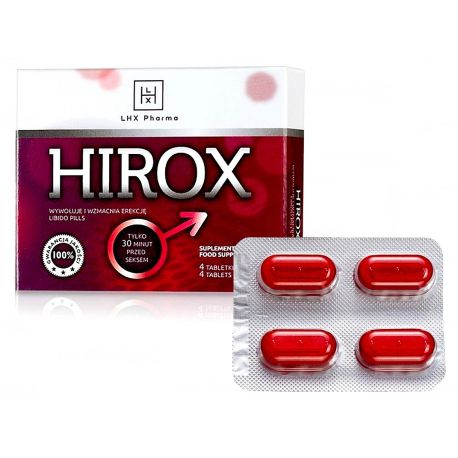 Hirox - suplement na erekcję