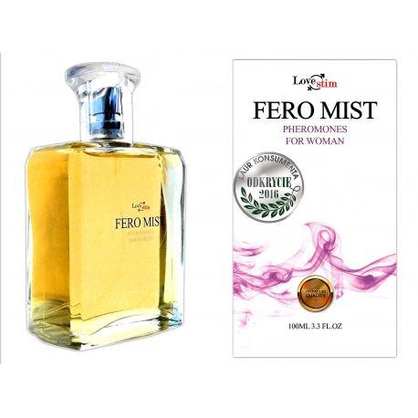 Fero Mist Damskie perfumy z feromonami