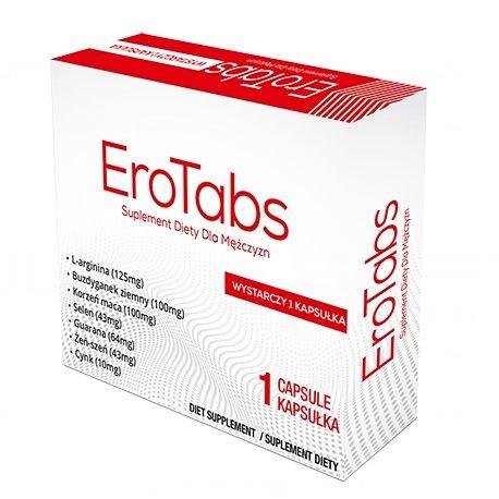 EroMen Tabletki na erekcje i potencje