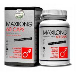 Maxilong - kapsułki powiększające penisa