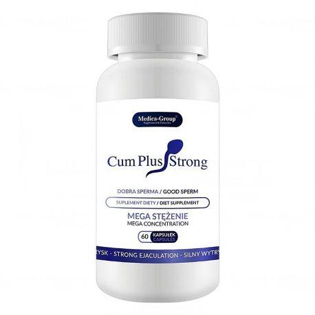 Cum Plus Strong - suplement polepszający smak spermy