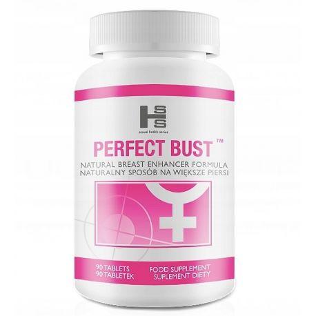 Perfect Bust - Tabletki naturalnie powiększające biust