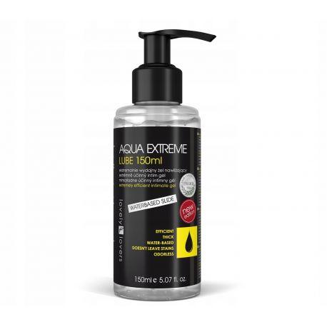 Aqua Extreme Lube - gęsty i wydajny lubrykant, żel 150ml