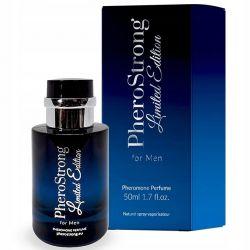 Phero-Strong Limited - męskie perfumy z feromonami
