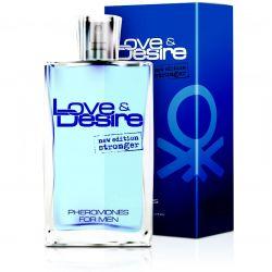 Love Desire 50ml Męskie perfumy z feromonami