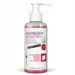 Raspberry Tasty Lube - żel o smaku malinowym
