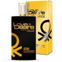 Love Desire PREMIUM 100ml Damskie perfumy z feromonami