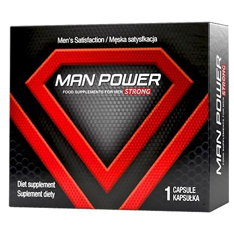 Power Man - silna i mocna erekcja