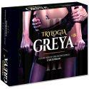 Trylogia GREYa - 3 gry planszowe erotyczne + Akcesoria