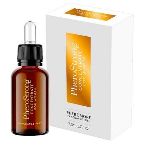 Phero-Strong koncentrat feromonów damskie bezwonne