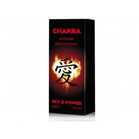 CHAKRA - Najmocniejsze feromony 7 składników