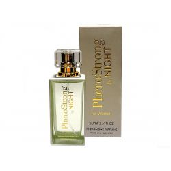 Phero Strong by Night - Damskie perfumy z feromonami