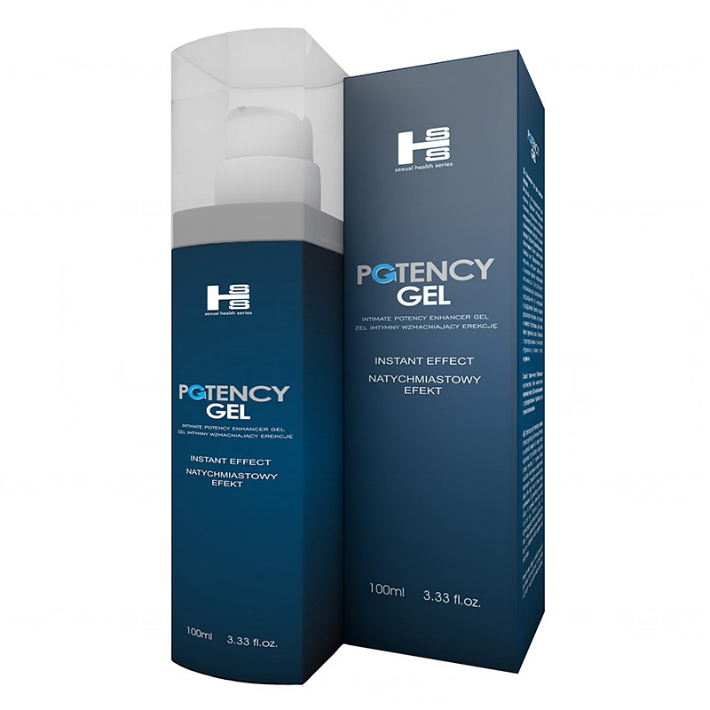 potency-gel 100ml0