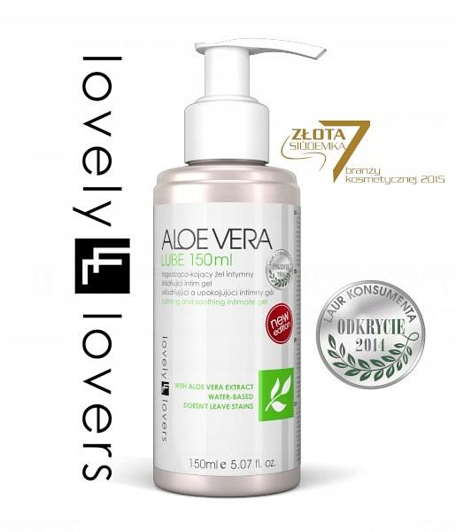 lovelylovers gel-aloe 150ml emag 0