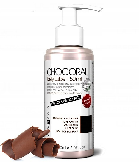lovelylovers gel-chocoral 150ml emag 9