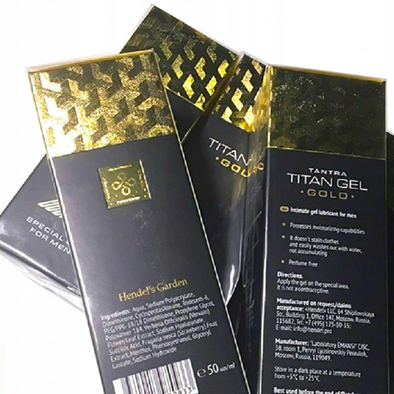 titangel gold 50ml ferosup 14